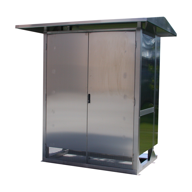 Custom Stainless Steel Electrical Panels Enclosures And